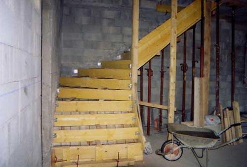 Comment Coffrer Un Escalier Quart Tournant Mon Habitat