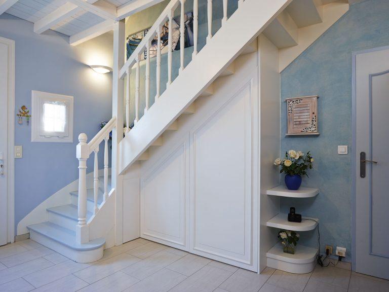 Comment Fabriquer Un Placard Sous Escalier Mon Habitat Mes Travaux